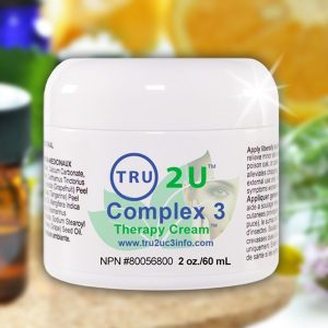 TRUCOMPLEX3 Therapy Creeam